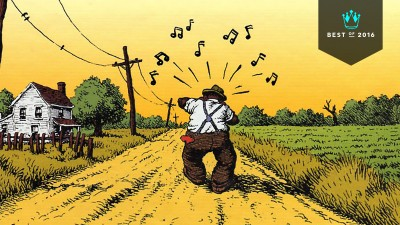 Face the Music: The Album Art of Robert Crumb