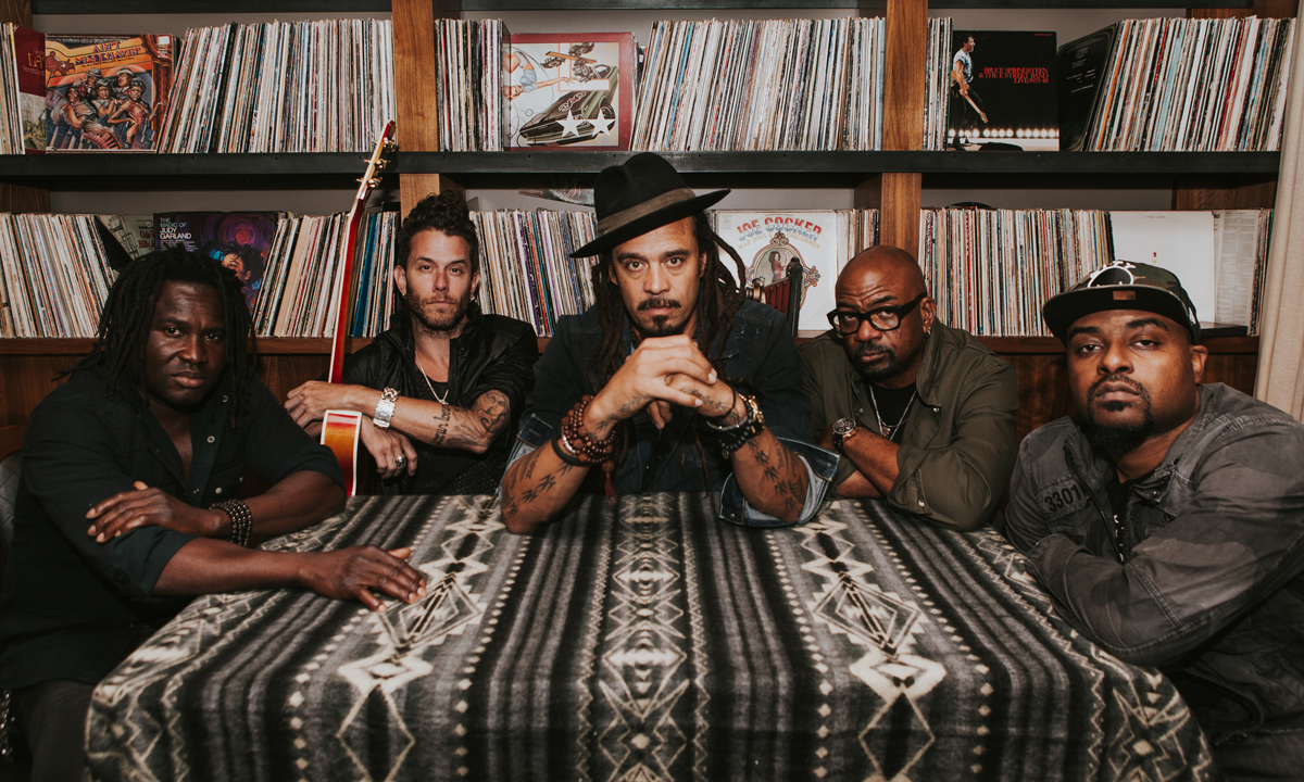 End of the Line: Michael Franti