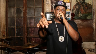 Jay Electronica Comes Home for TIDAL X: NOLA