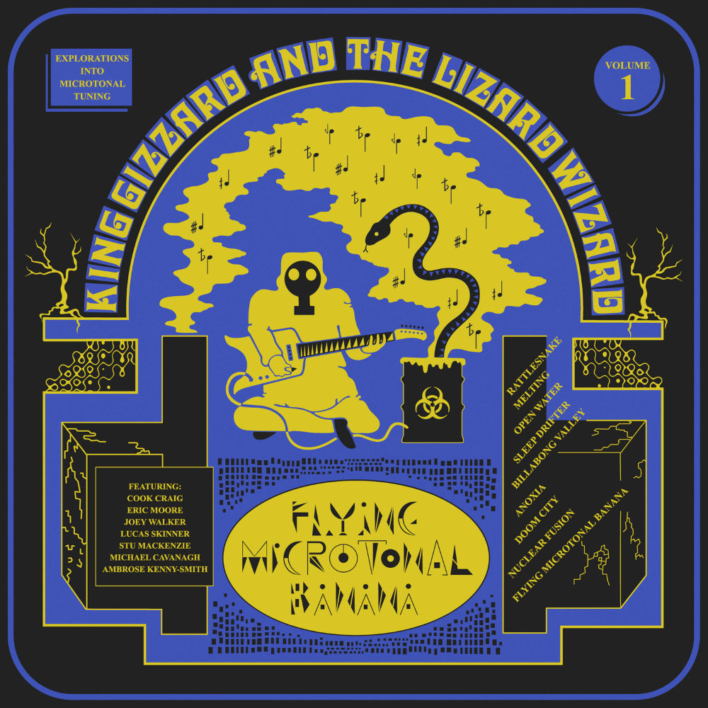 King Gizzard NA