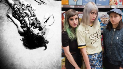 Allison Wolfe (Bratmobile) Interviews Potty Mouth