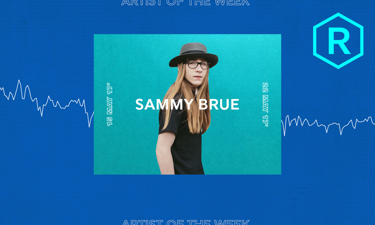 TIDAL Rising Artist of the Week: Sammy Brue