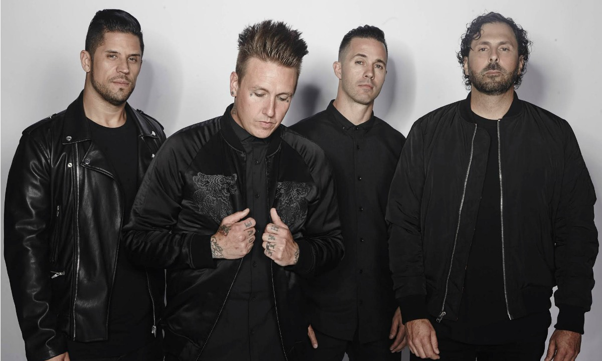 Tony Palermo (Papa Roach): 5 Albums That Changed My Life