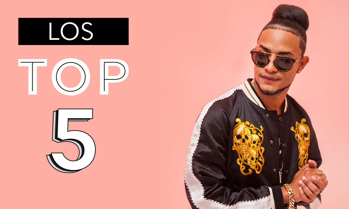 Los Top 5