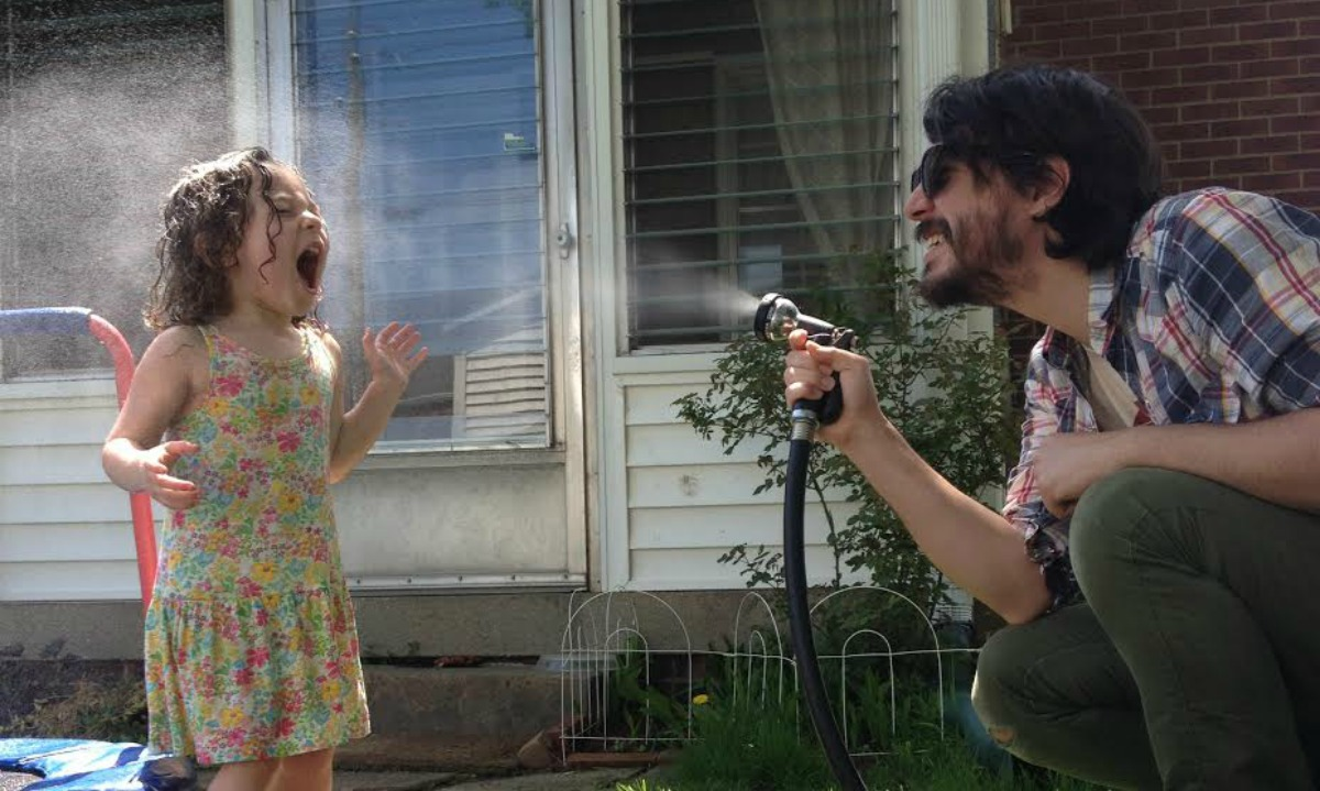 Richard Edwards on Songs He's Shared With His Daughter