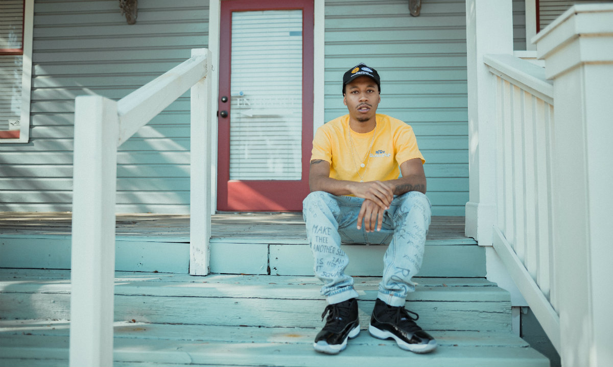 Cousin Stizz Just Wants To Have Fun On 'One Night Only'