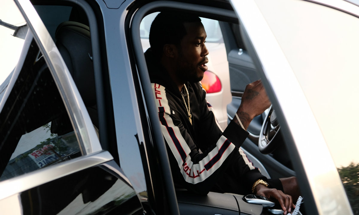 Car Test: Meek Mill Talks Life Lessons on 'Wins & Losses'