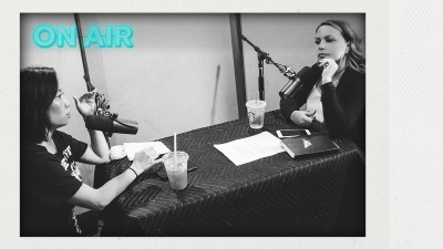 'In Real Life' Ep. 4: Angie Martinez & Miss Info Ask The Tough Questions