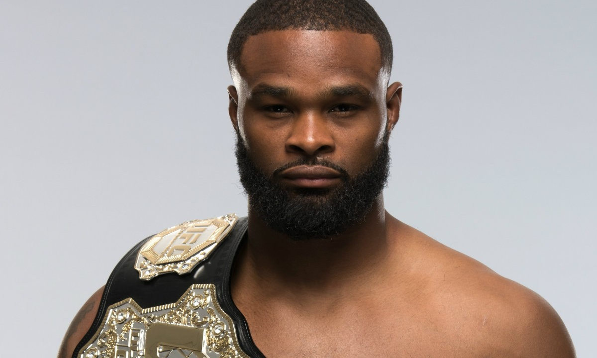 Soundtrack To My Life: UFC's Tyron Woodley