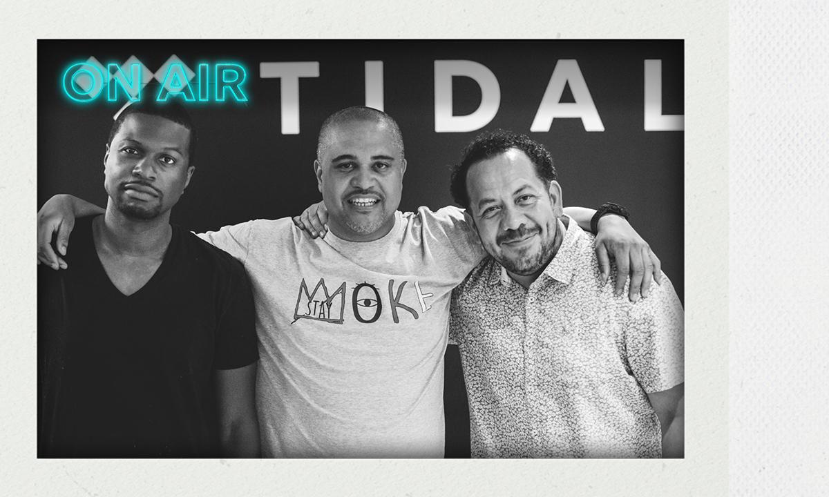Irv Gotti Talks 'TALES,' Nas Almost Signing to Murder Inc. on 'Rap Radar'