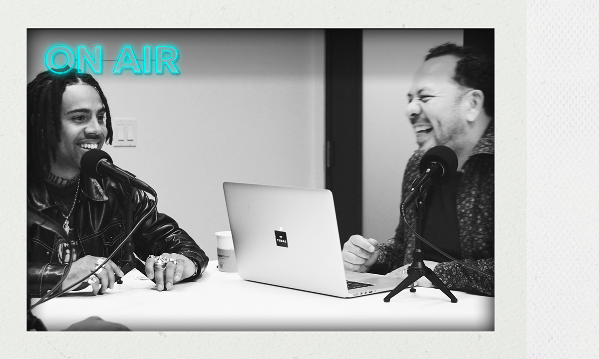 Vic Mensa Talks Personal Debut On 'Rap Radar'