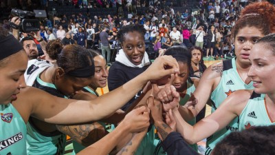 WNBA's New York Liberty Share Their Warm-Up Playlist