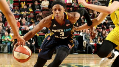 Indiana Fever's Tiffany Mitchell Goes R&B For Her Warm-Up Playlist