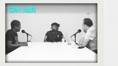 J.I.D. Brings East Atlanta To 'Rap Radar' Ep. 7