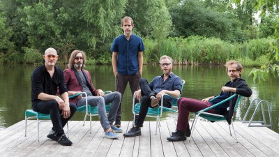 The National's Scott Devendorf Talks 'Sleep Well Beast' and Learning from Bob Weir