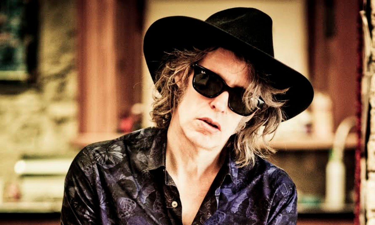 Mike Scott (the Waterboys) on His New Record — And Seeing Pan Everywhere