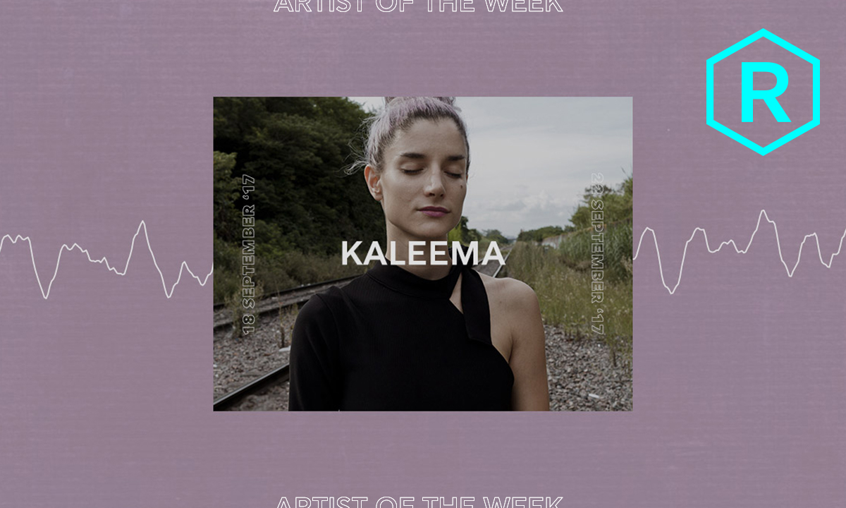Rising Pick of the Week: Kaleema