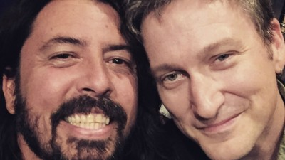Dave Grohl's Friend, Musician Jason Narducy, Picks His Foo Favorites