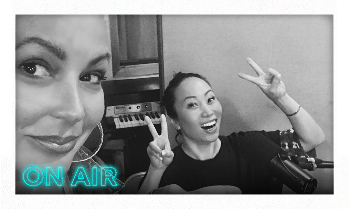 'In Real Life' Ep. 8: Miss Info & Angie Martinez on Parenthood & Fame