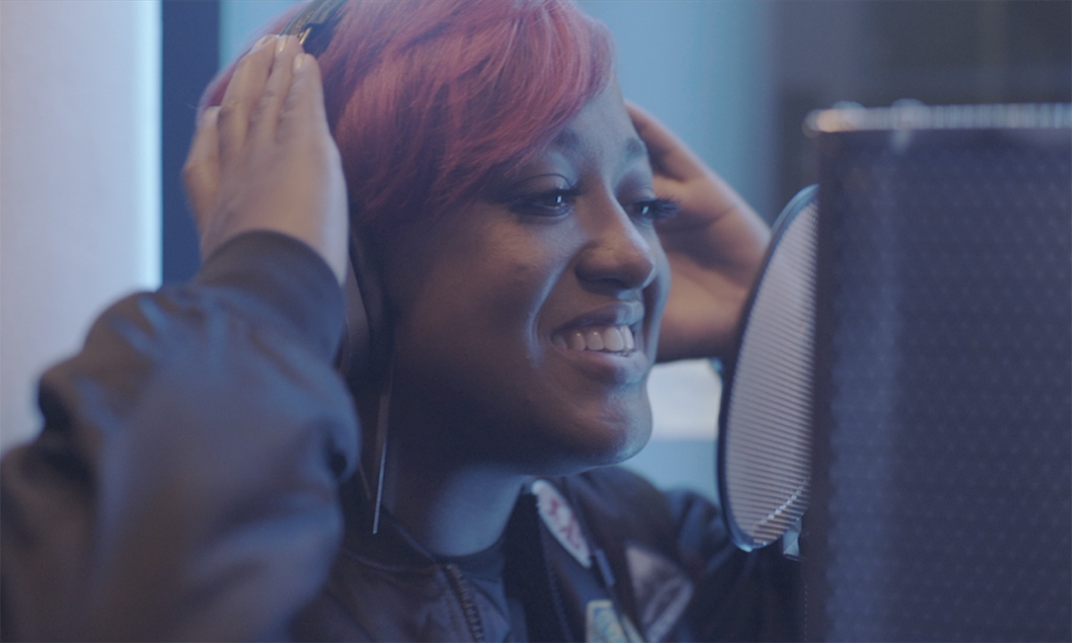 Watch Rapsody Drop Bars in Premiere Episode of TIDAL & DJBooth's 'Bless The Booth'