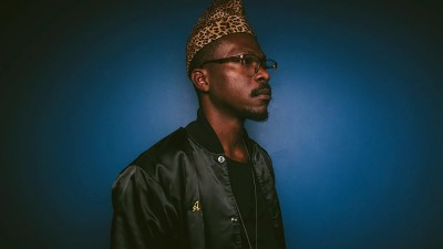 Pierre Kwenders Makes Music Outside of Space and Time
