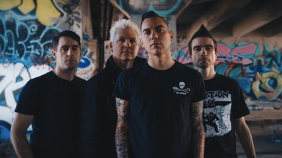 Chris No. 2 (Anti-Flag): 5 Albums That Changed My Life