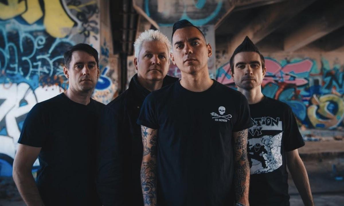 Chris No. 2 (Anti-Flag): 5 Albums That Changed My Life