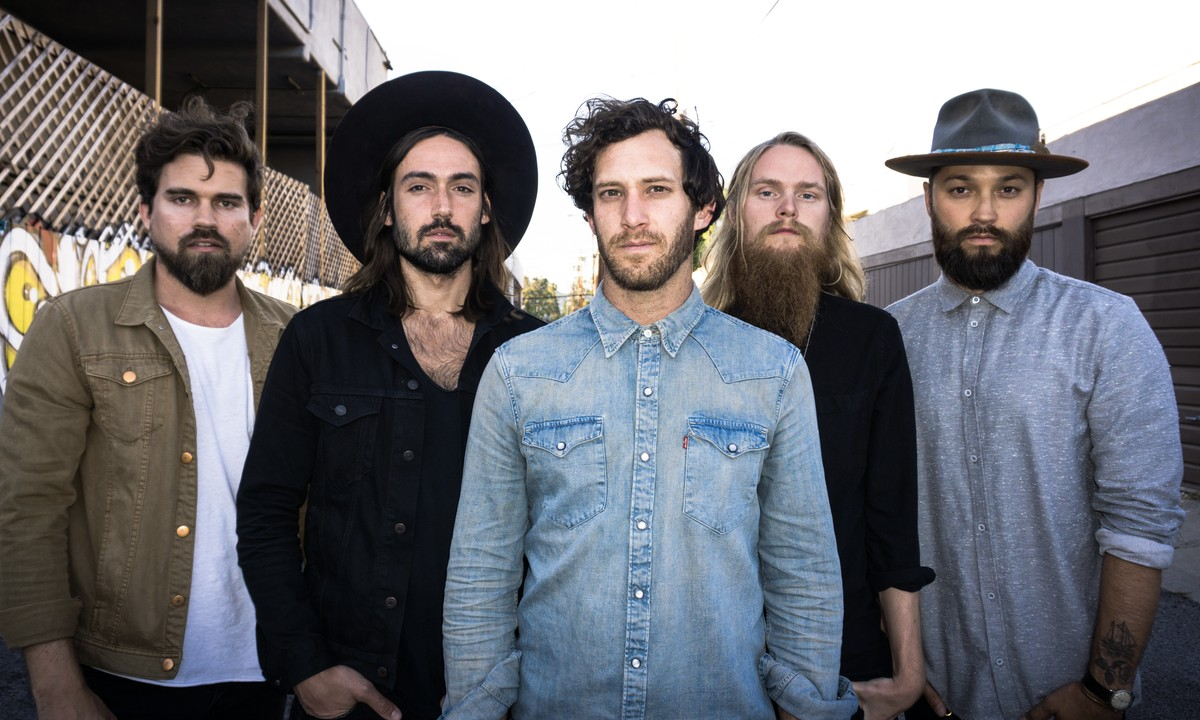 Grizfolk: 5 Albums That Changed My Life