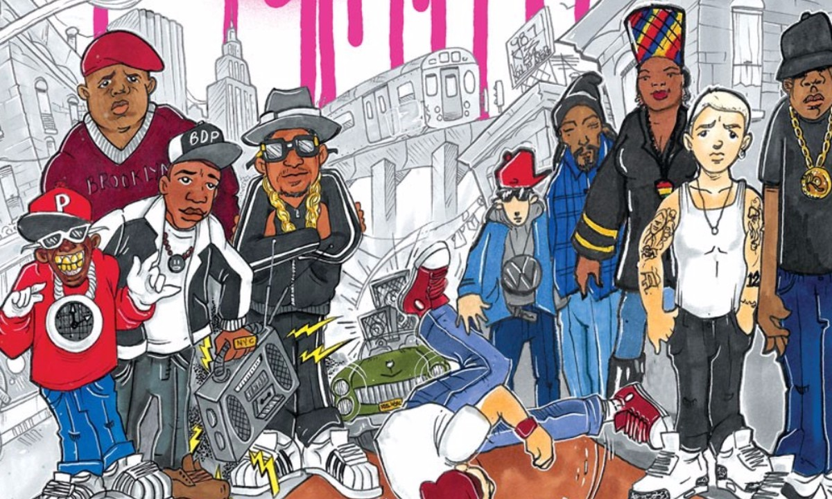 'Hip-Hop Alphabet' Creators Give the ABCs a Rap Remix