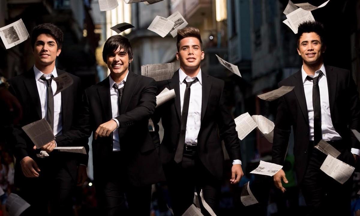 Boy Band de Cuba Enamora a Los Estados Unidos