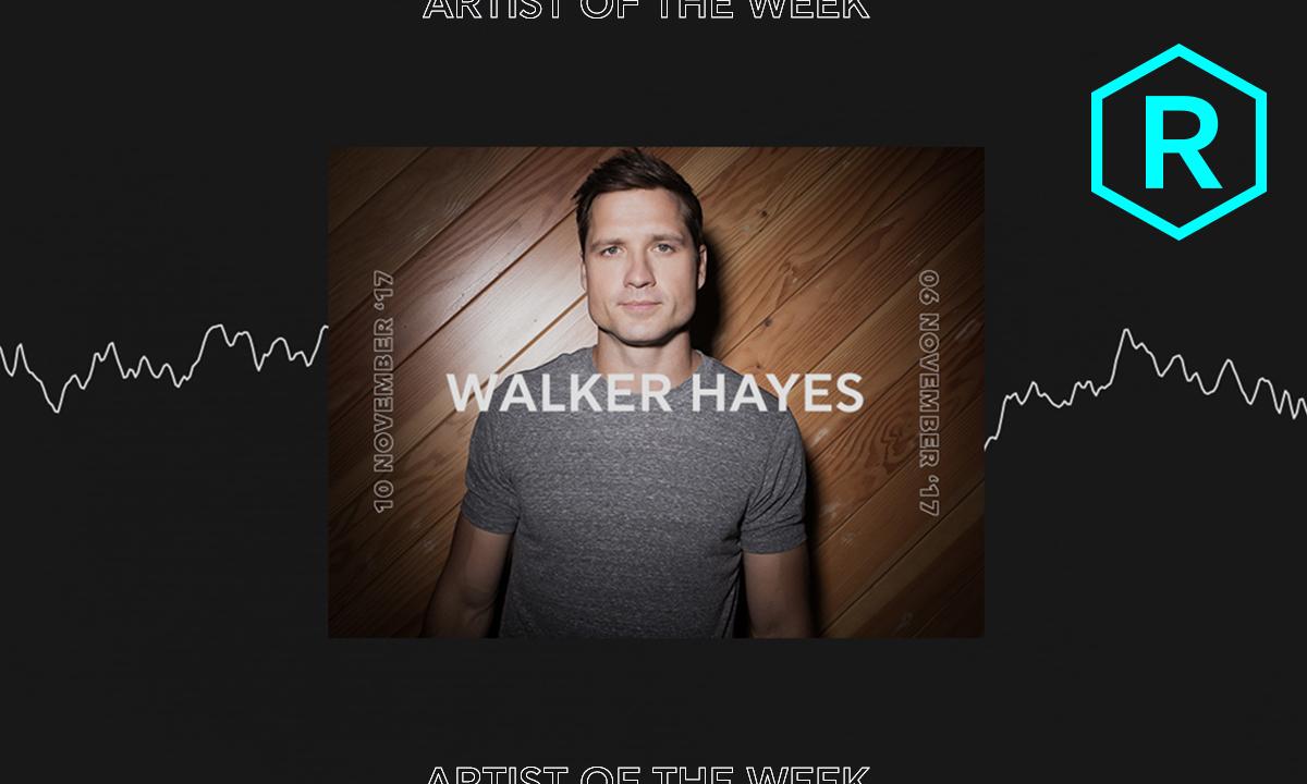 TIDAL Rising Artist of the Week: Walker Hayes