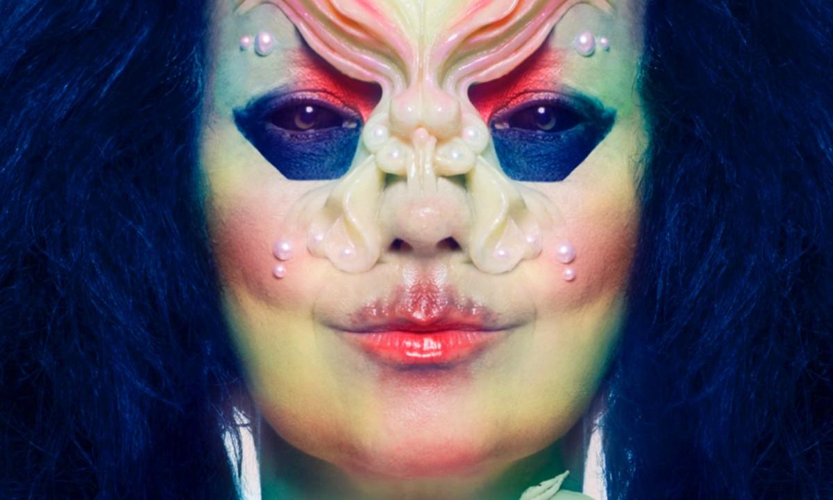 Reaching 'Utopia' with Björk