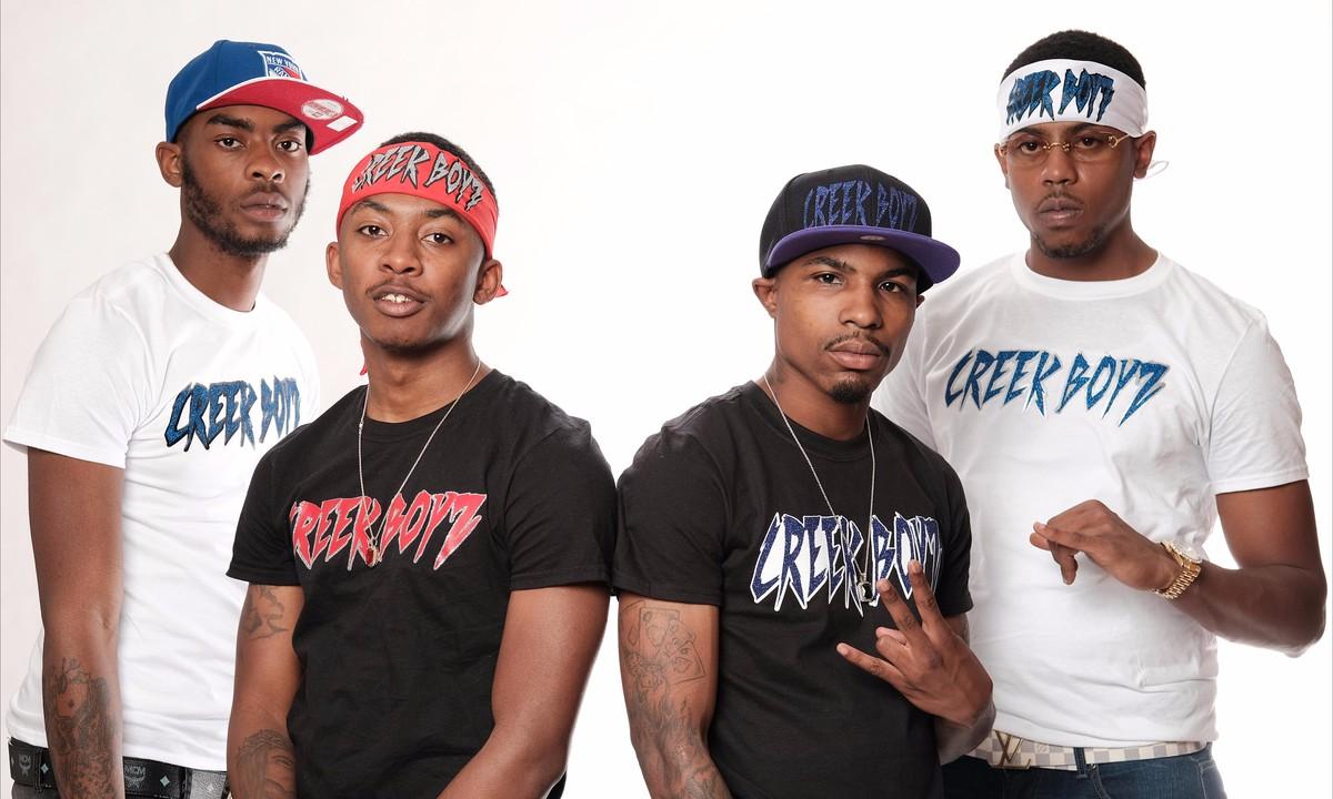 "Creek Boyz Keep It ""With My Team"""