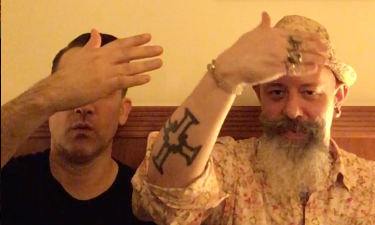 'Out of Pocket' Ep. 1: Xiu Xiu and (r) Talk ZZ Top