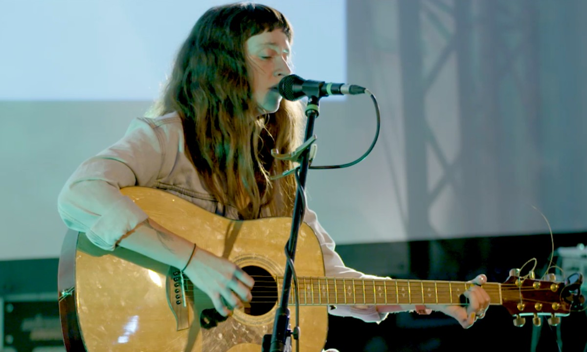 Waxahatchee: Acoustic in Poland