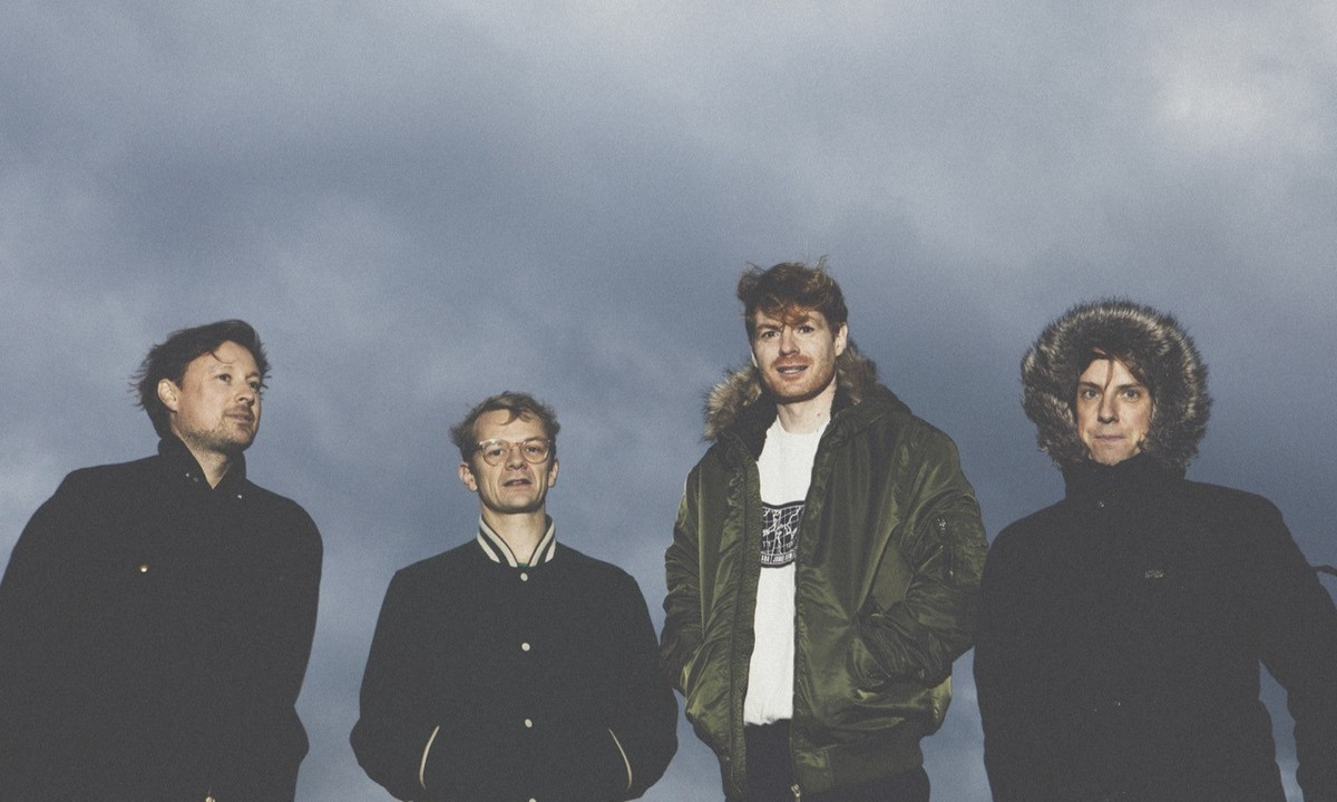 Django Django: 5 Albums That Changed My Life