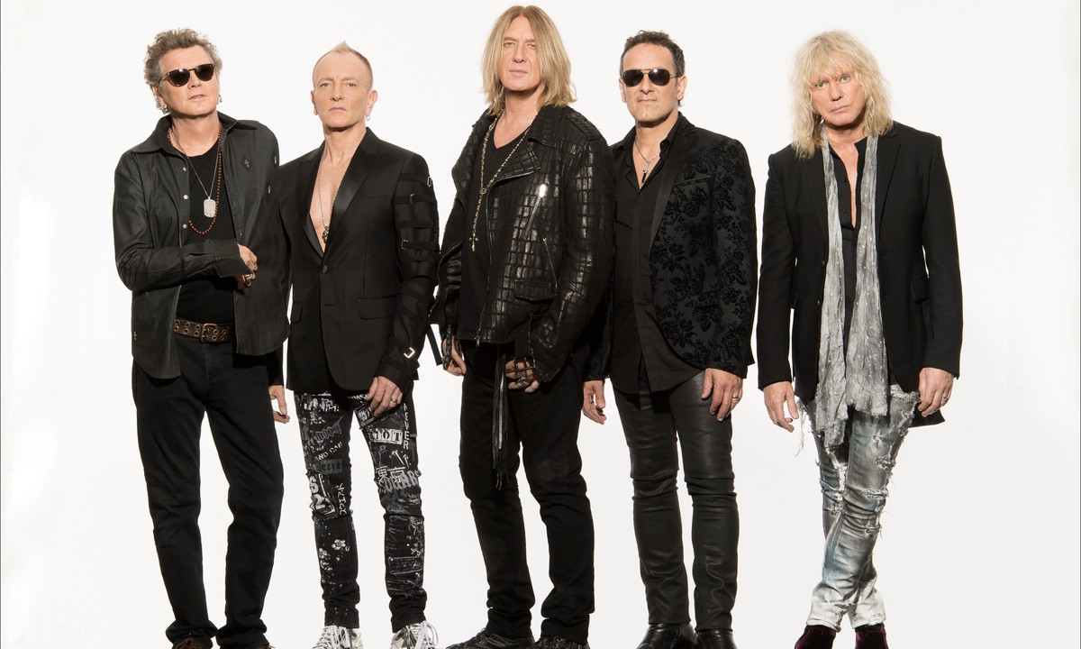 Rock of Ages: Def Leppard Goes Streaming