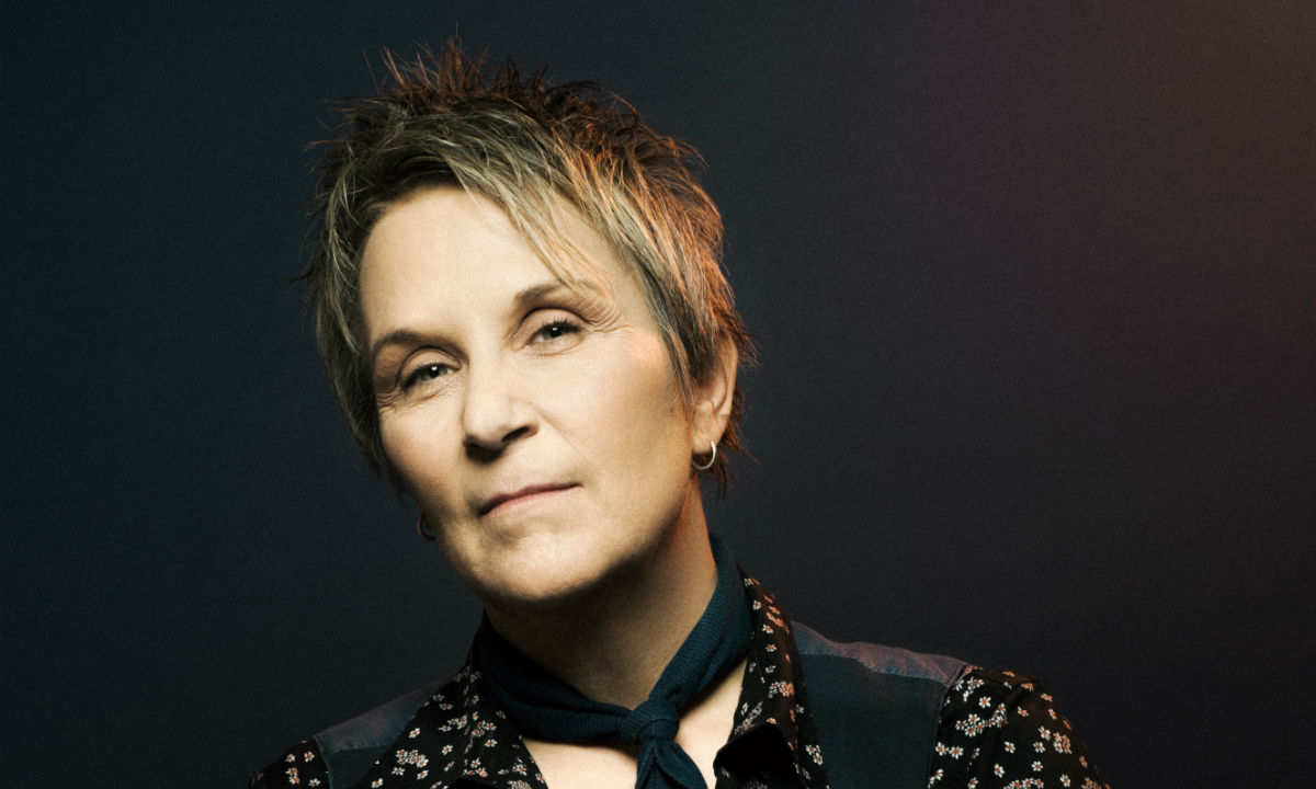 Coming Up: Mary Gauthier