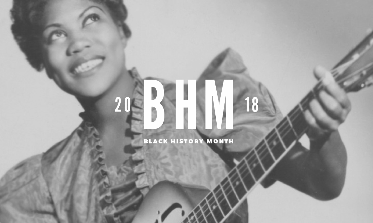 How Sister Rosetta Tharpe Inspired Me To Play Electric Guitar