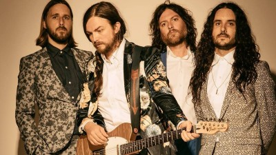 J Roddy Walston: Songwriting Survey