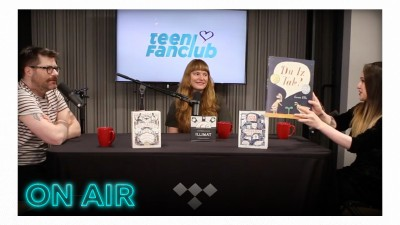 Teen Fanclub Ep. 2: Colin Meloy & Carson Ellis Talk 'Flowers in the Attic'