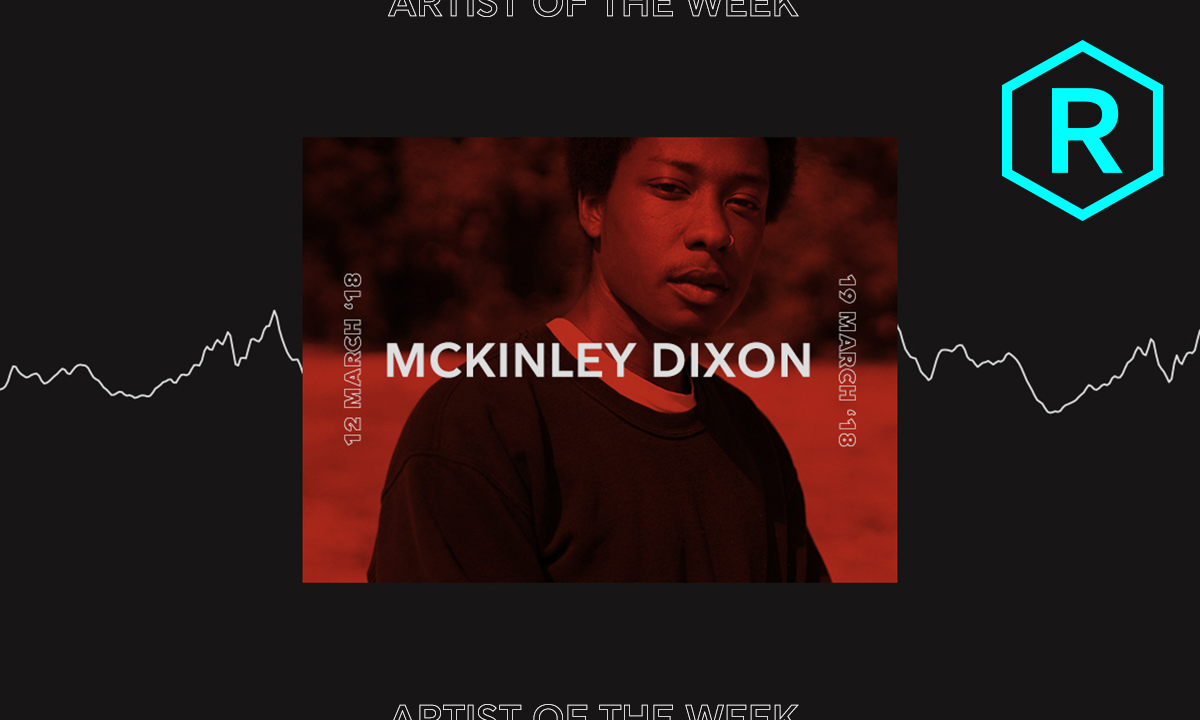 Rising Artist of the Week: McKinley Dixon