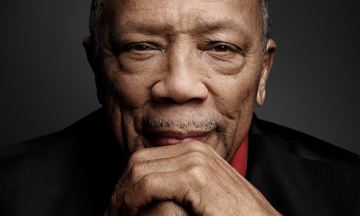 Happy 85th Birthday, Quincy Jones