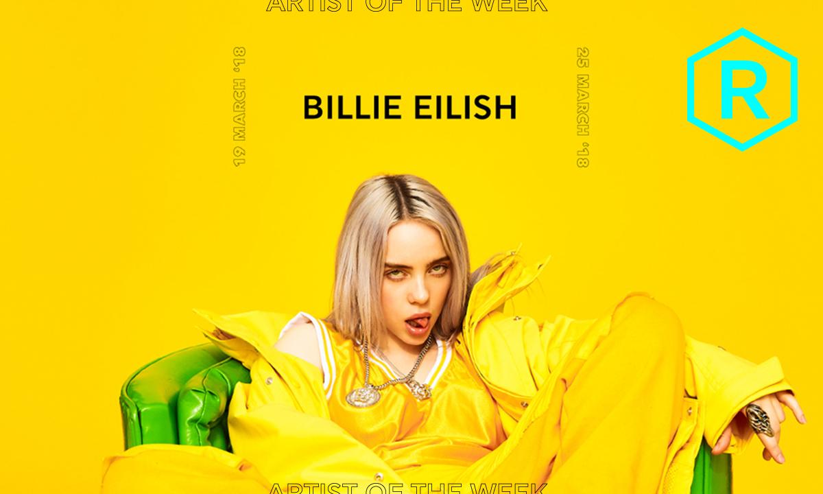 TIDAL Rising Artist of the Week: Billie Eilish