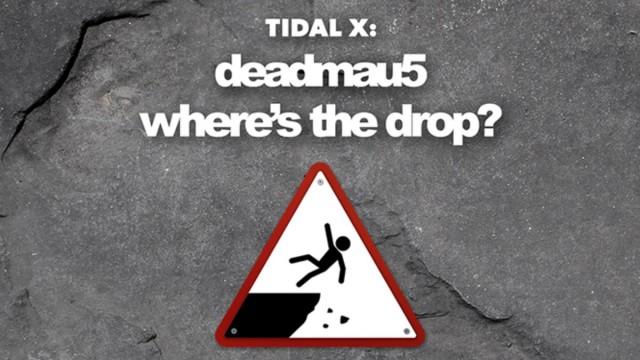 TIDAL X: deadmau5 FlyAway Terms & Conditions