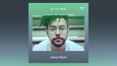 TIDAL Rising Artist of the Week: Jesse Baez