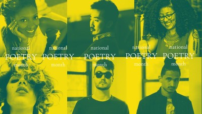A Collection of Poems for National Poetry Month
