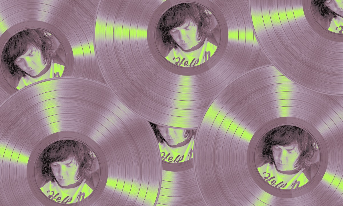 Quiet Slang: 5 Vinyl Albums That Changed My Life