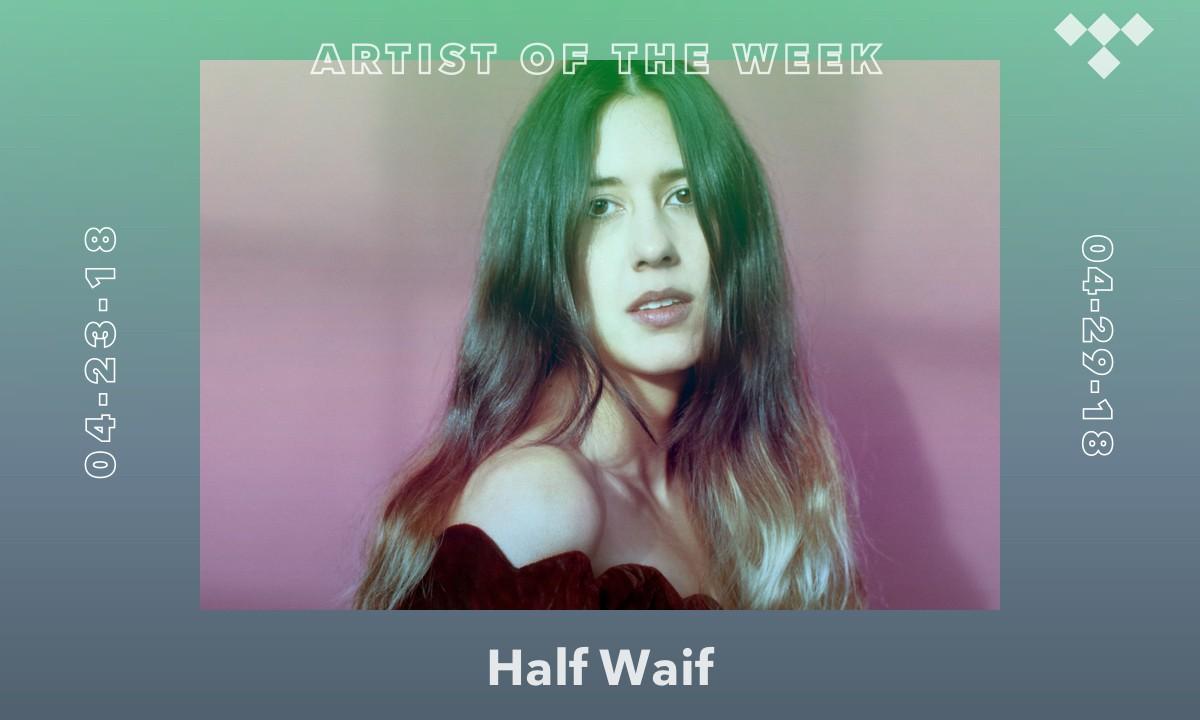 TIDAL Rising Artist of the Week: Half Waif