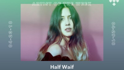 TIDAL Rising Artist of the Week: Half Waif